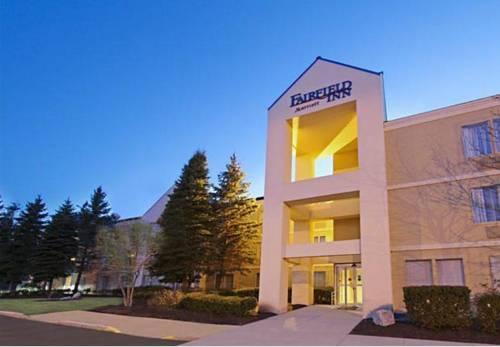 hotel Fairfield Inn Portland Maine Mall