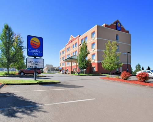 hotel Comfort Inn East Windsor