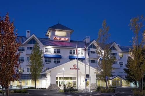 hotel Sheraton Sonoma County Petaluma