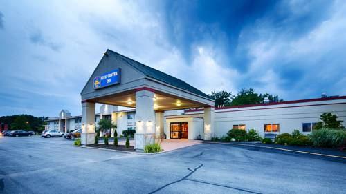 hotel Best Western Plus Civic Center Inn