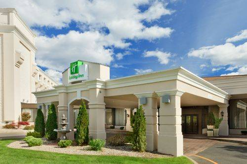 hotel Holiday Inn Springfield South-Enfield CT