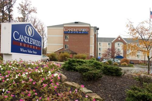 hotel Candlewood Suites Cleveland - North Olmsted