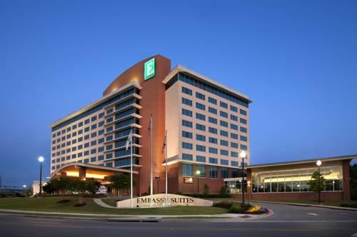 hotel Embassy Suites Huntsville