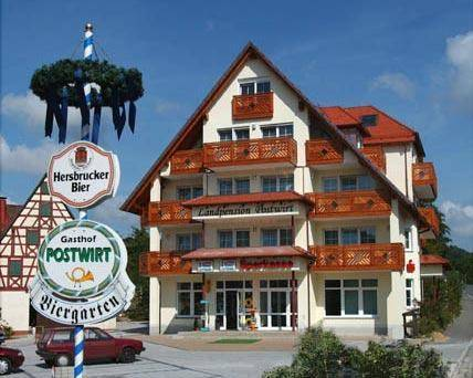 hotel Hotel-Landpension Postwirt