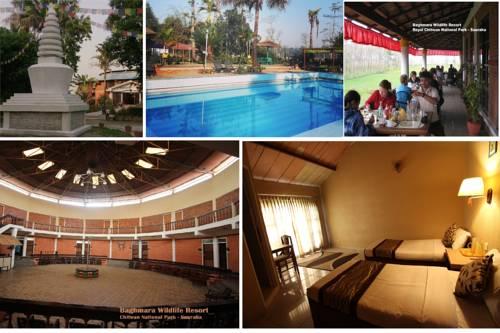 hotel Baghmara Wildlife Resort