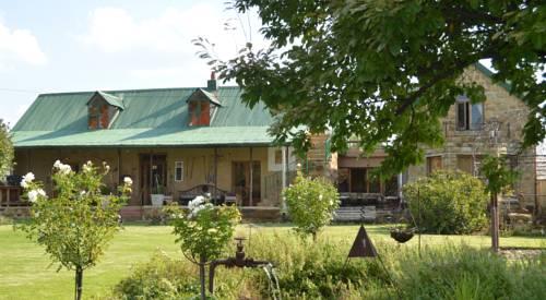 hotel De Oude Huize Yard