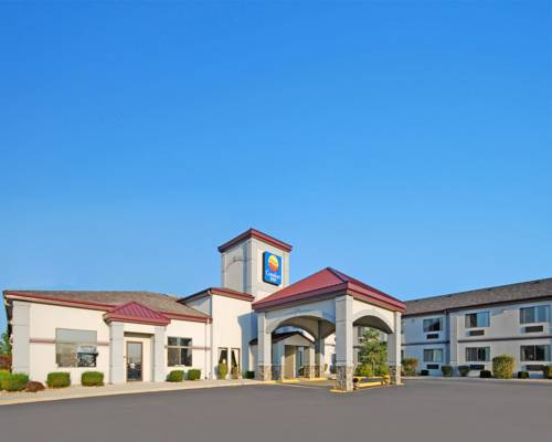 hotel Comfort Inn Greenville