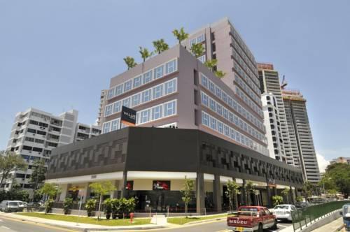 hotel Value Hotel Thomson