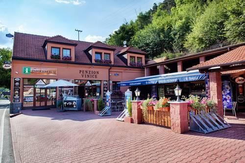 hotel Penzion Karlštejn-Vinice