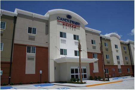 hotel Candlewood Suites Avondale-New Orleans