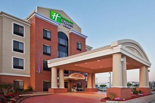 hotel Holiday Inn Express Hotel and Suites Duncan