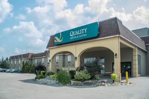hotel Quality Hotel & Suites Woodstock
