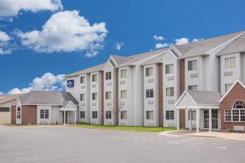 hotel Microtel Inn and Suites by Wyndham Appleton
