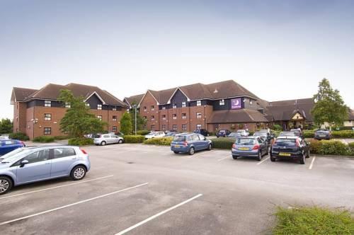 hotel Premier Inn Nottingham West