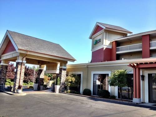 hotel Holiday Inn Express Roseburg