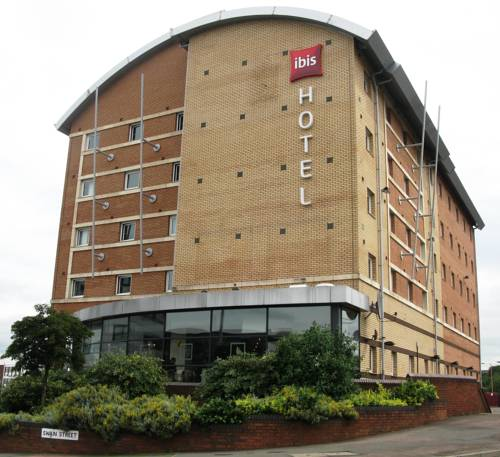 hotel ibis Leicester