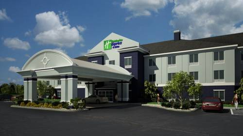 hotel Holiday Inn Express & Suites North Fremont