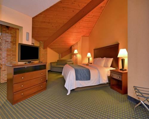 hotel Comfort Inn Marshall