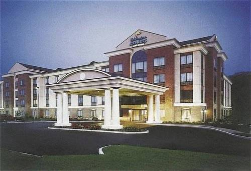 hotel Holiday Inn Express Baton Rouge North