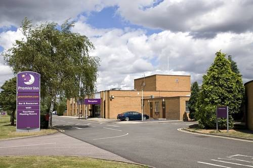 hotel Premier Inn Peterborough (A1(M)J16)