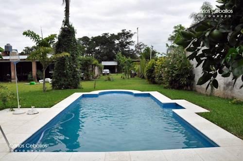 hotel Casa en Santa Ana Corrientes