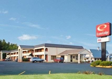 hotel Econo Lodge Seymour