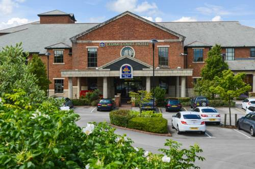 hotel Best Western PLUS Cedar Court Bradford