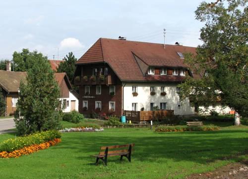 hotel Pension Silberdistel