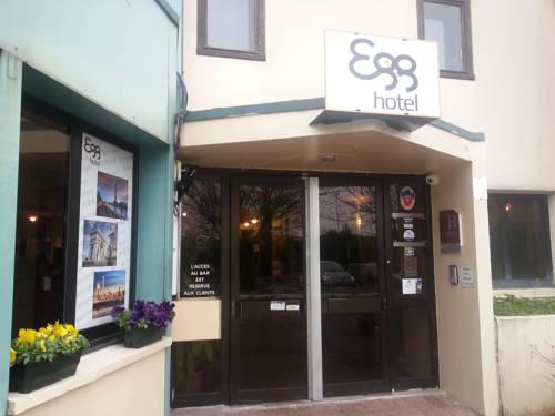 hotel Egg Hotel Gonesse
