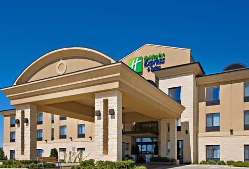 hotel Holiday Inn Express Hotel & Suites Wichita Falls