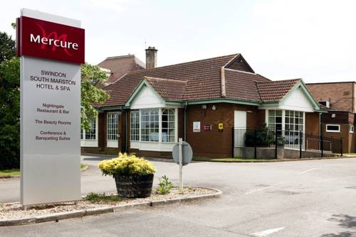 hotel Mercure Swindon South Marston Hotel and Spa