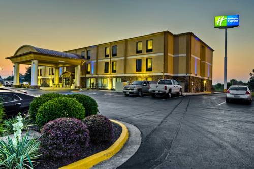hotel Holiday Inn Express Chillicothe East