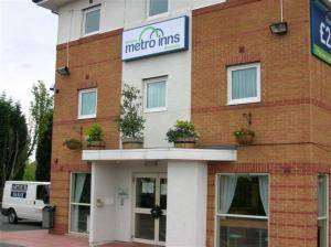hotel Metro Inns Newcastle