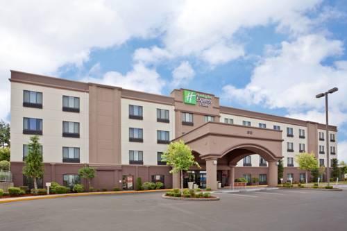 hotel Holiday Inn Express Puyallup