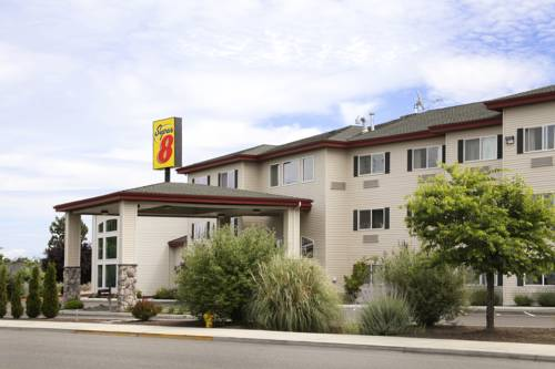hotel Super 8 Central Point - Medford