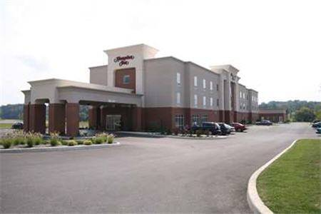 hotel Hampton Inn St. Louis-Columbia