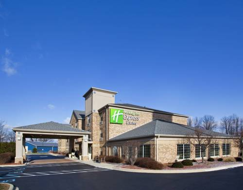 hotel Holiday Inn Express Hotel & Suites Sunbury-Columbus Area