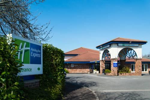 hotel Holiday Inn Express Peterborough
