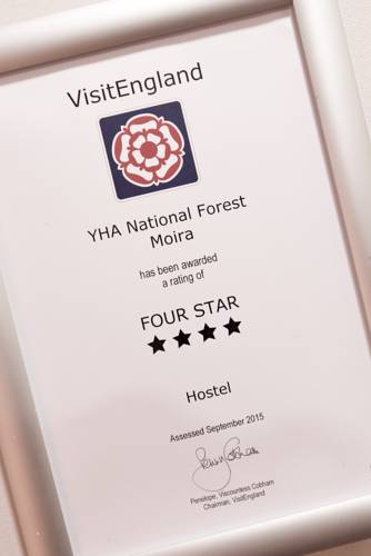 hotel YHA National Forest