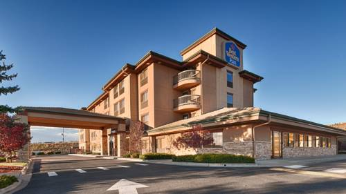 hotel Best Western Plus Castle Rock