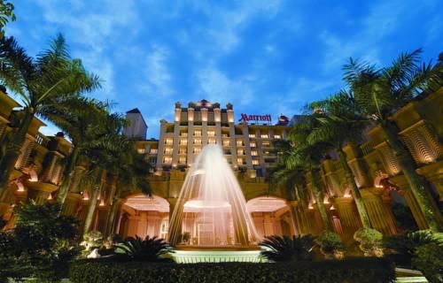hotel Putrajaya Marriott Hotel
