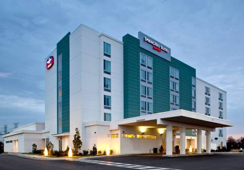 hotel SpringHill Suites by Marriott Huntsville Downtown