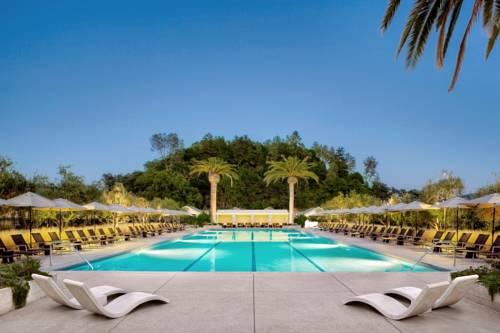 hotel Solage Calistoga