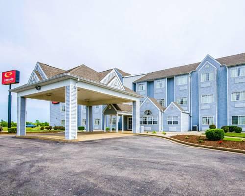 hotel Econo Lodge Inn & Suites Evansville