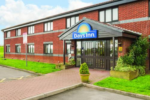 hotel Days Inn Hotel Sheffield South