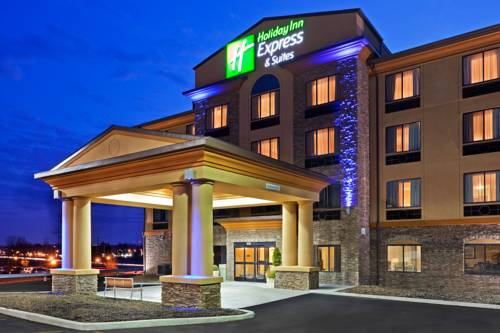 hotel Holiday Inn Express Hotel & Suites Syracuse North Airport Area