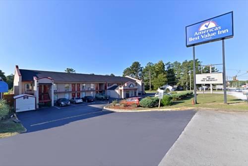 hotel Americas Best Value Inn - Augusta / South