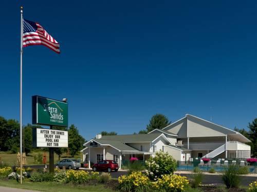 hotel Sierra Sands Family Lodge