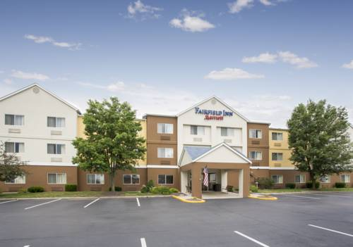 hotel Fairfield Inn Middletown Monroe