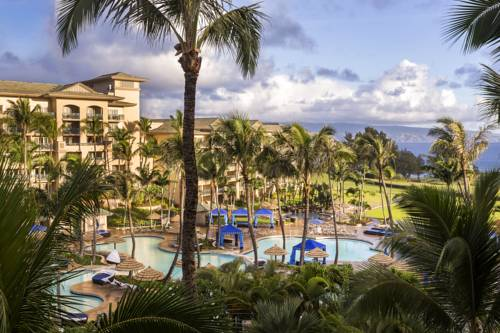 hotel The Ritz-Carlton, Kapalua